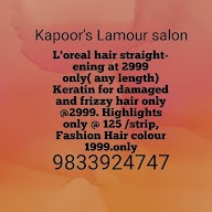 Kapoors Lamour Salon & Spa photo 1
