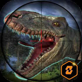 Dino охота Jurassic островных