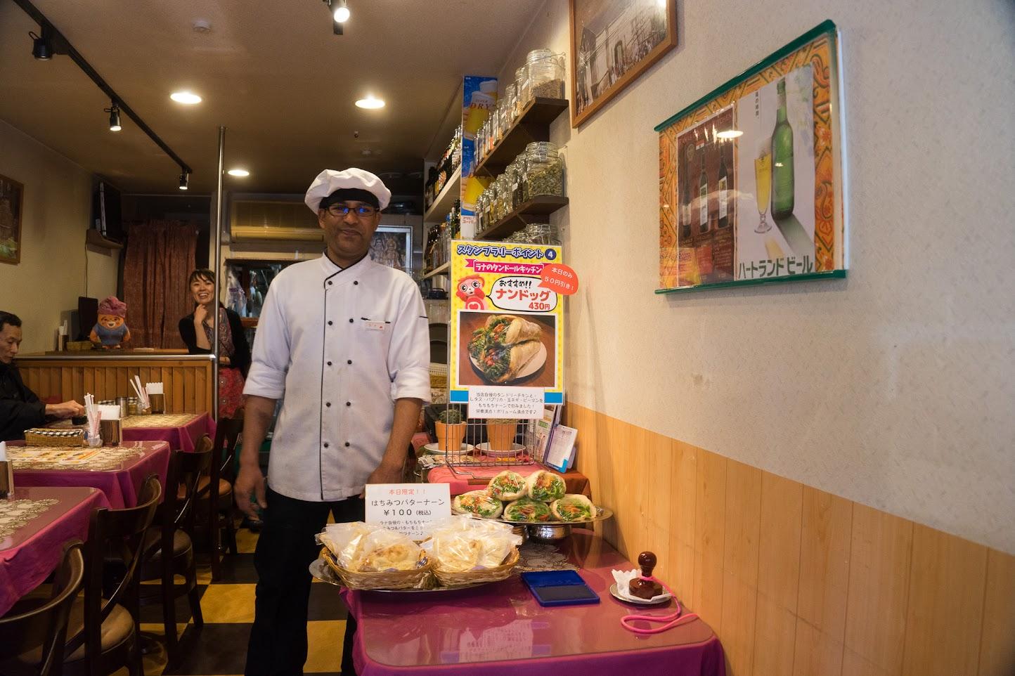 4 ノン子@ラナのタンドールキッチン