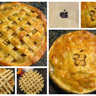 Amazing Apple Pie.