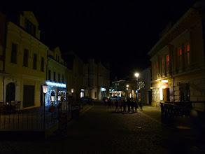 Photo: Přesun na náměstí.