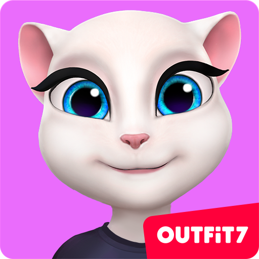 My Talking Angela game (apk) free download for Android/PC/Windows