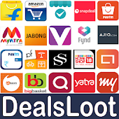 All in One Online Shopping App Offers Deals Coupon