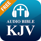 King James Audio Bible - Free Bible App