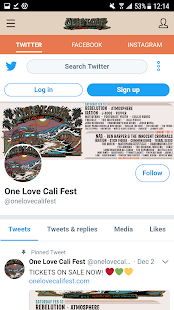 One Love Cali Reggae Festival- screenshot thumbnail