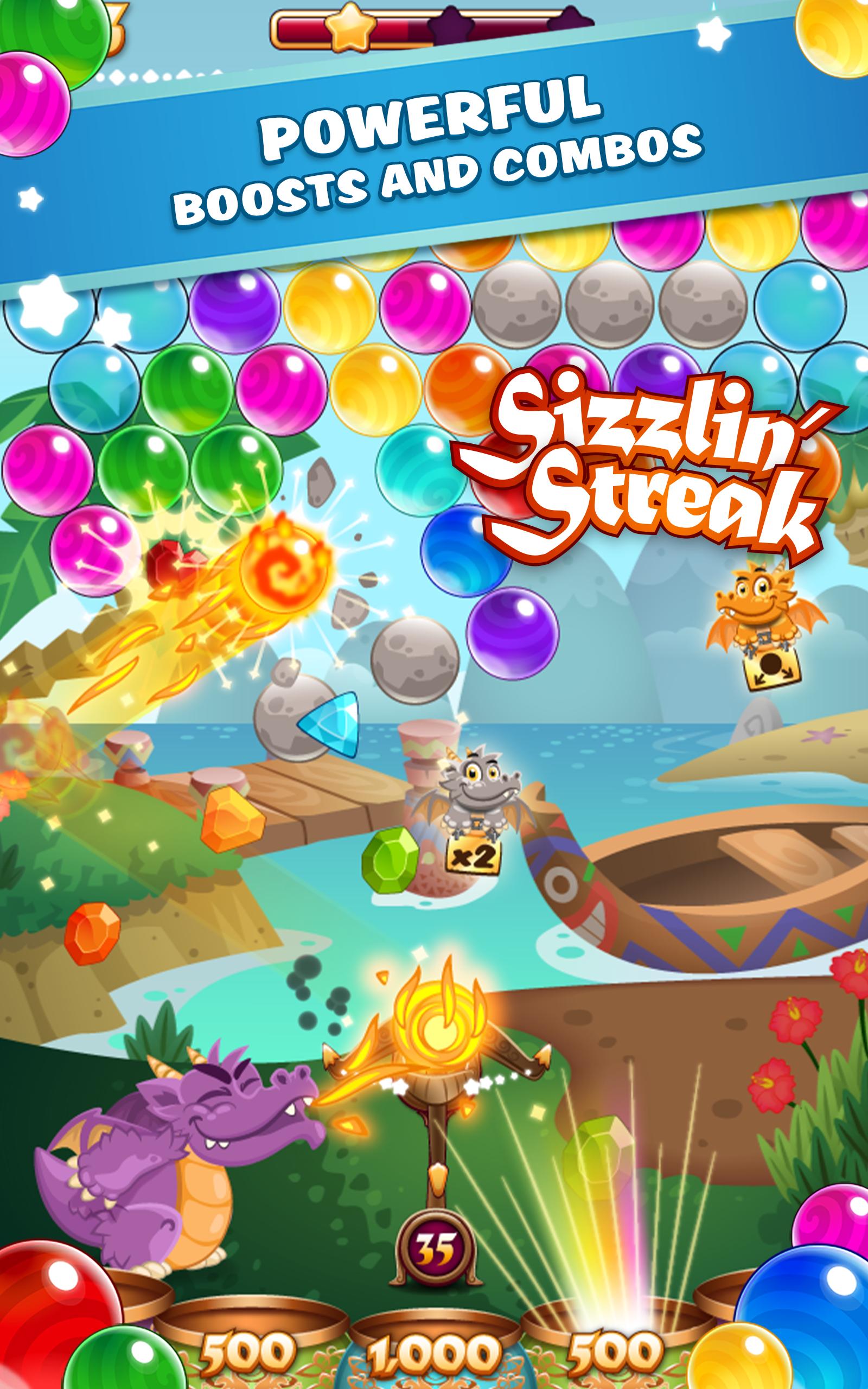 Bubble Blaze screenshot #8