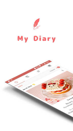 Daily Life : My Diary, Journal 3.2.8 screenshots 1