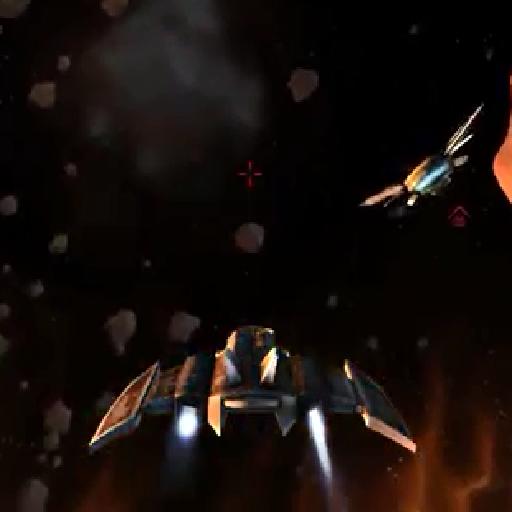 Dawn Earth Space Shooter