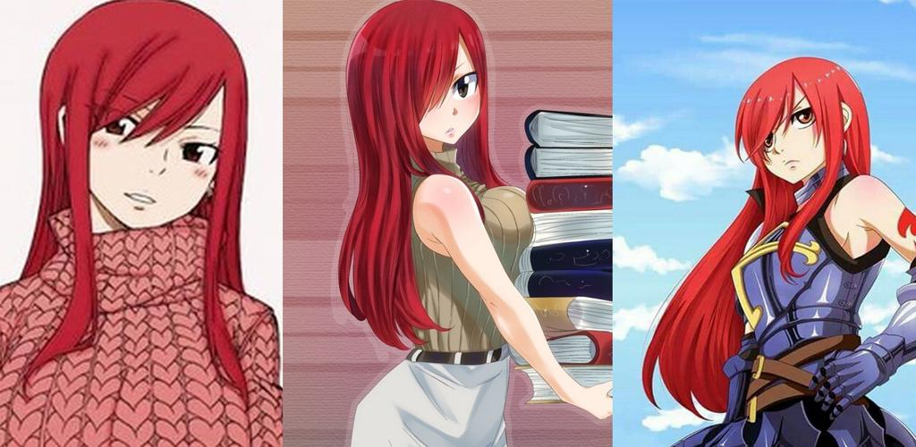 Download Erza Scarlet Fairy Tail Wallpaper Hd Apk Latest