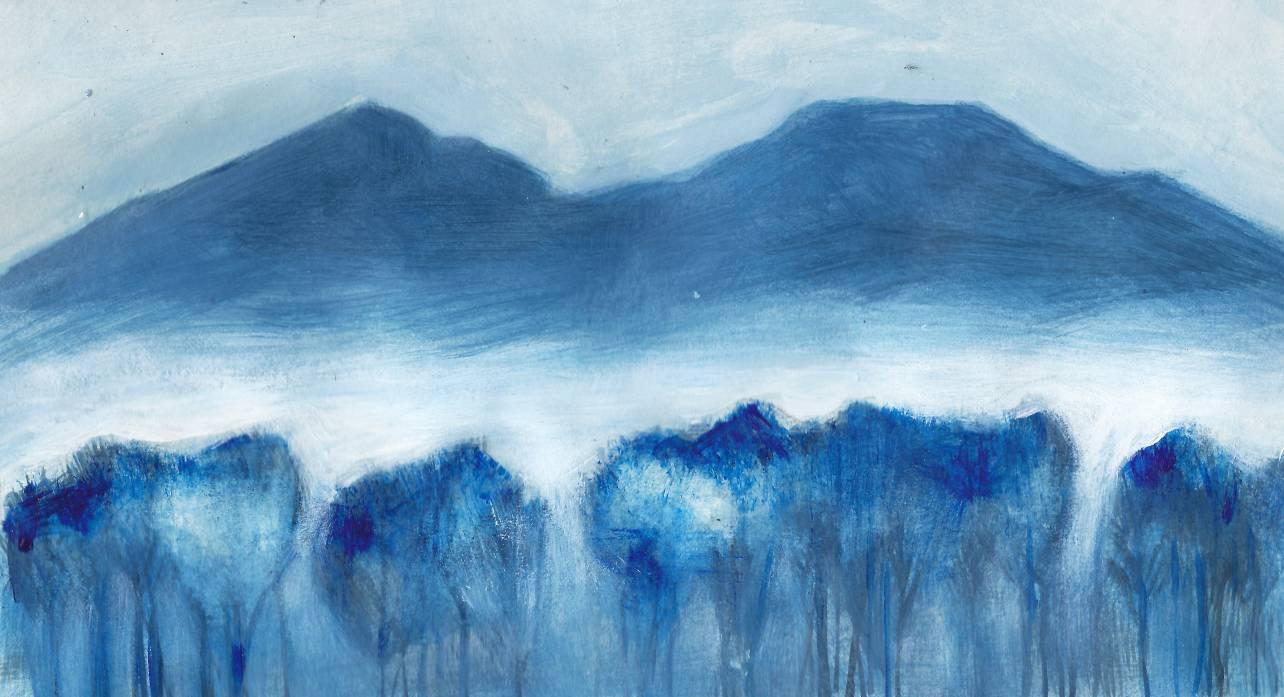 Immagine che contiene natura, montagna, neve, acqua  Descrizione generata automaticamente