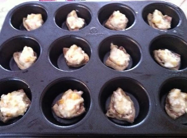 Bake for 17-22 minutes, until browned.  Cool in  pan for 5 minutes....
