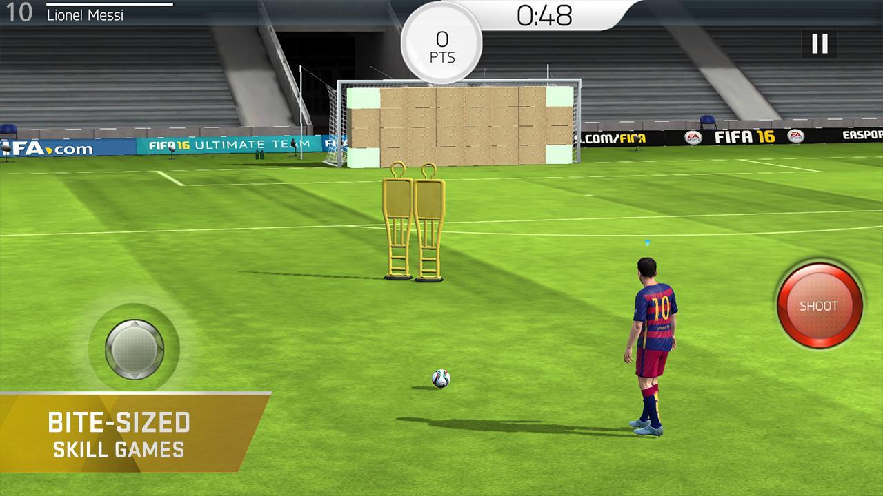 FIFA 16 Soccer screenshot #4