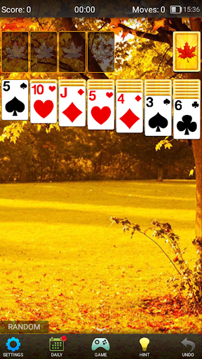 Solitaire!  gameplay | by HackJr.Pw 3