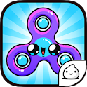Fidget Spinner Evolution - Idle Collector icon