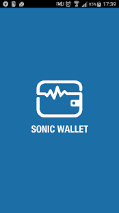 Sonic Wallet - náhled