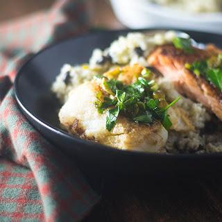 Rodrigo Style Mexican Fish Cauliflower Rice Recipe