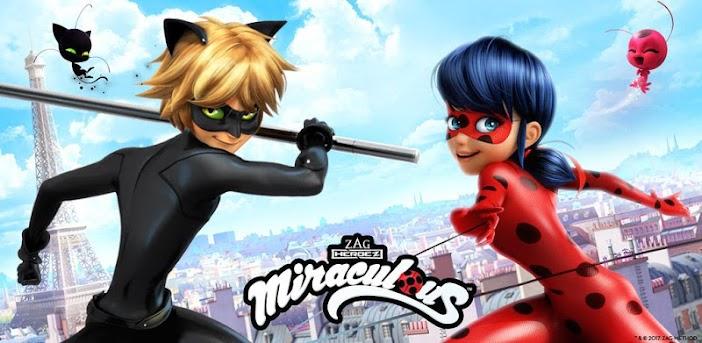 Miraculous Ladybug & Cat Noir – Offizielles Spiel