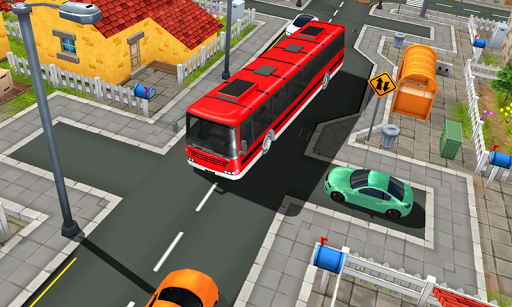 Screenshots von Subway Bus Racer 2