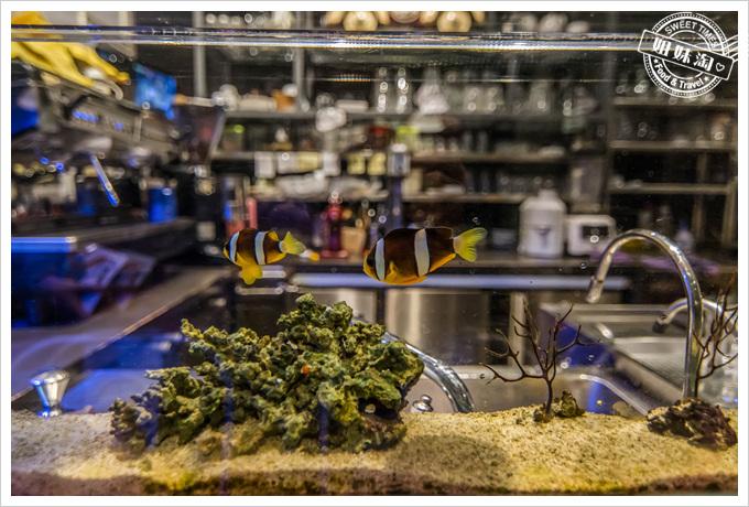 溫室造咖吧檯