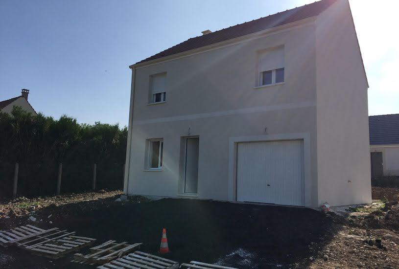 Vente Terrain + Maison - Terrain : 450m² - Maison : 87m² à Mandres-les-Roses (94520)