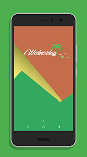 Minimus for KWGT Pro- screenshot thumbnail