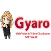 Gyaro Audio/Video Chat Rooms