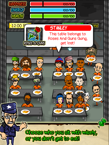 Prison Life RPG v1.4.0 Cracked APK - screenshot