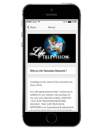 Life Television Network 2.0 screenshots 2