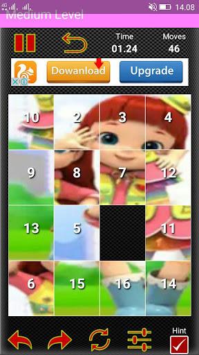 Susun Gambar Rainbow  screenshots 5