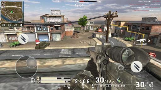 Sniper Shoot Action Strike  screenshots 4