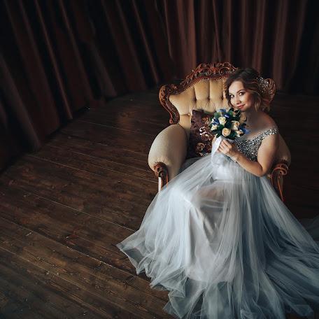 Wedding photographer Artem Agarkov (AgarkovFoto). Photo of 10.01.2018