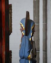 Photo: Madonna im Dom Schwerin