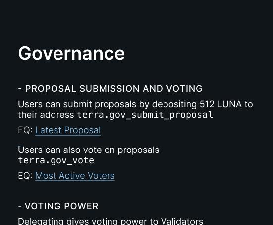 Governance