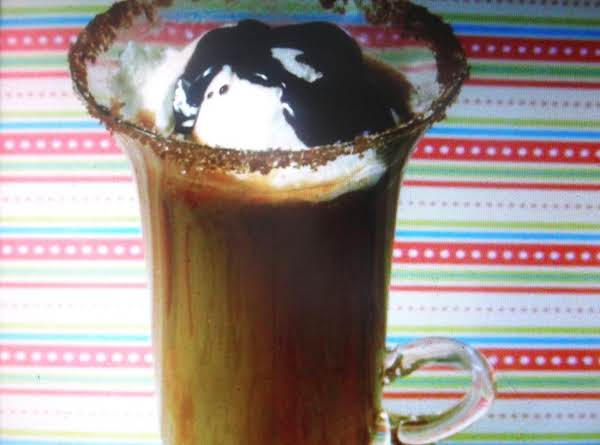 Mexican Coffee By Eddie Recipe