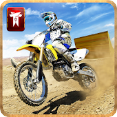 Dirt Bike Rider Stunt Race 3D