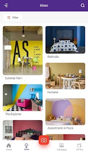 Colour with Asian Paints - Wall Paint & Design App Screenshot
