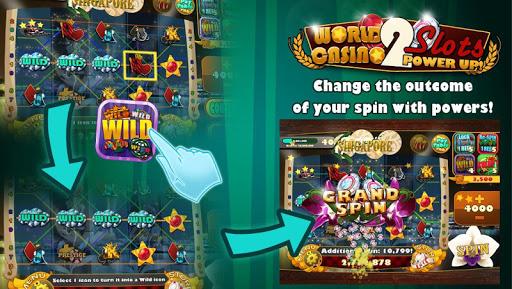 Slots Power Up 2 World Casino 2.24 screenshots {n} 3