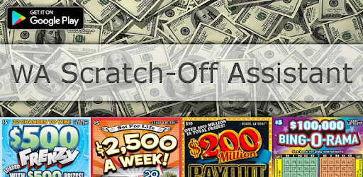 Scratch-Off Guide for Washington State Lottery - Apps on Google Play