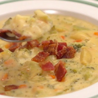 Cream Of Broccoli Potato Cheddar Soup Recipes