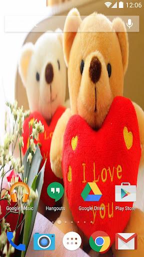 泰迪熊壁纸