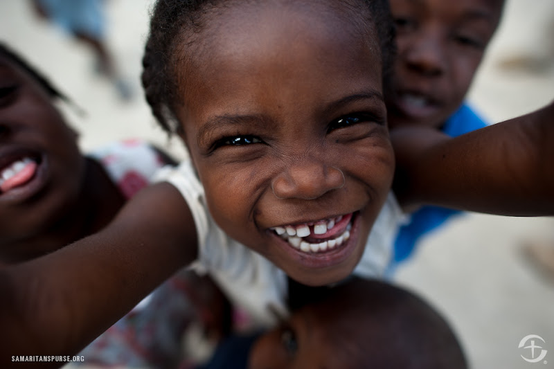Photo: To the beautiful people of Haiti: God has not forgotten you, and neither has Samaritan's Purse. Click here for more photos from Haiti, 2 years after the earthquake. http://ar.gy/haitiphotoblog