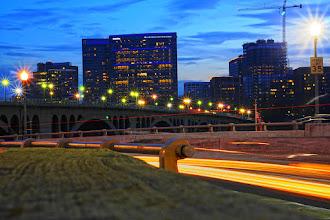 Photo: Arlington Skyline from Georgetown