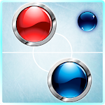 Air Hockey Pro Sci-fi Icon
