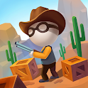 Western Sniper - Wild West FPS Shooter icon