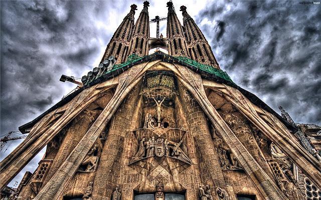 Sagrada Familia Themes & New Tab