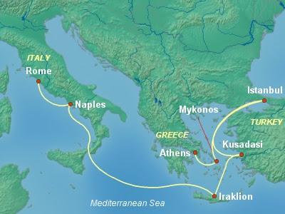Денискины рассказы VI:Турция, Греция, Лето 2016 - Princess Roya!