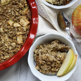 Superfood Baked Oatmeal.