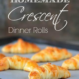 Quick Crescent Dinner Rolls Recipes