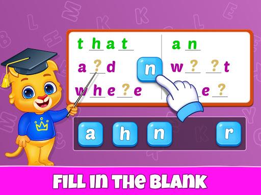 Sight Words - PreK to 3rd Grade Sight Word Games 1.0.5 screenshots 12