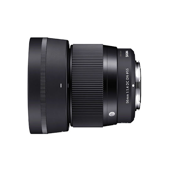 SIGMA AF 56mm f/1.4 DN DC Contemporary SONY E-Mount